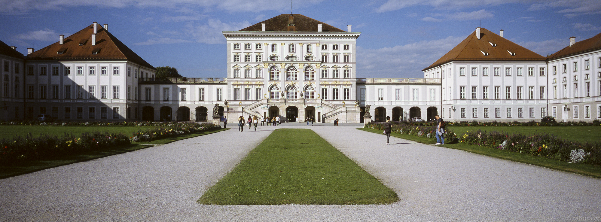 Munich-Germany-Nymphenburg Palace-Germany-slide-Hasselblad-xpan-xpanii-45mm-f4-lens-pano-panoramic-panorama-Long-format-135-film-Fuji-Fujifilm-Provia-RDPIII-RDP-100F
