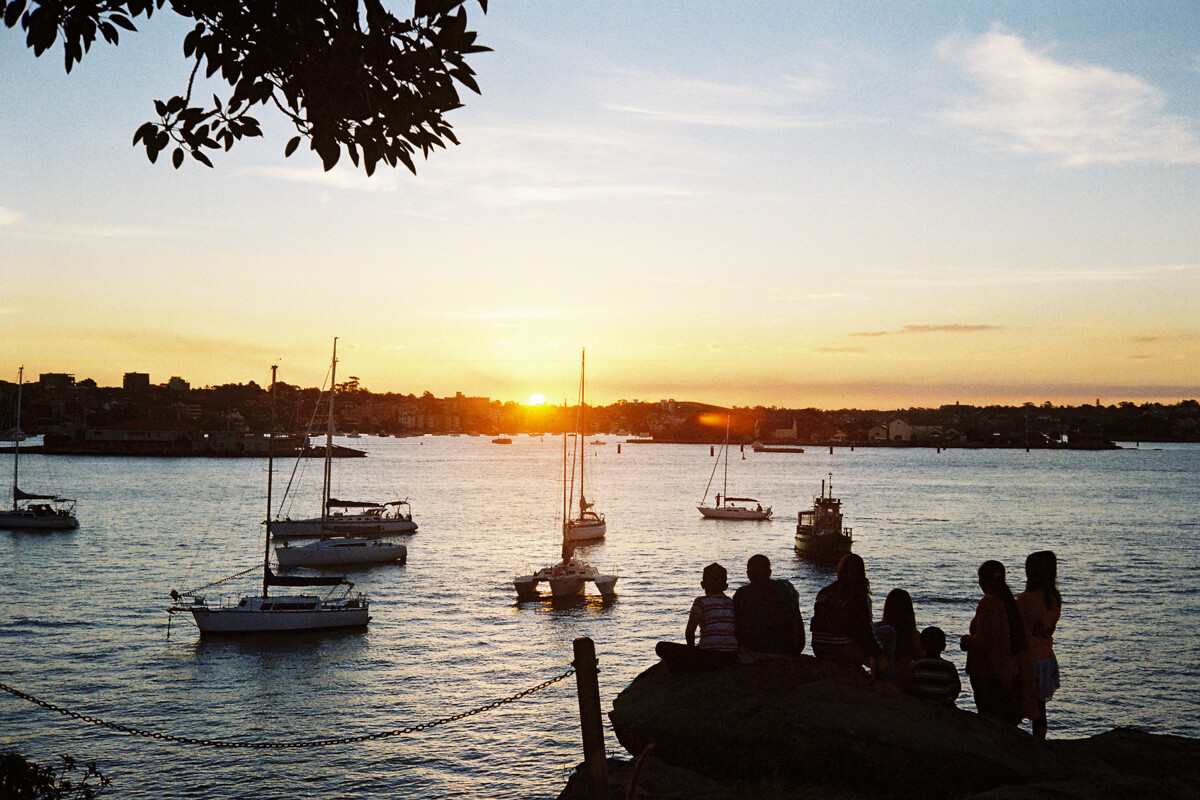 Canonet-film-photography-color-negative-sunset-sydney-australia-begin-photography