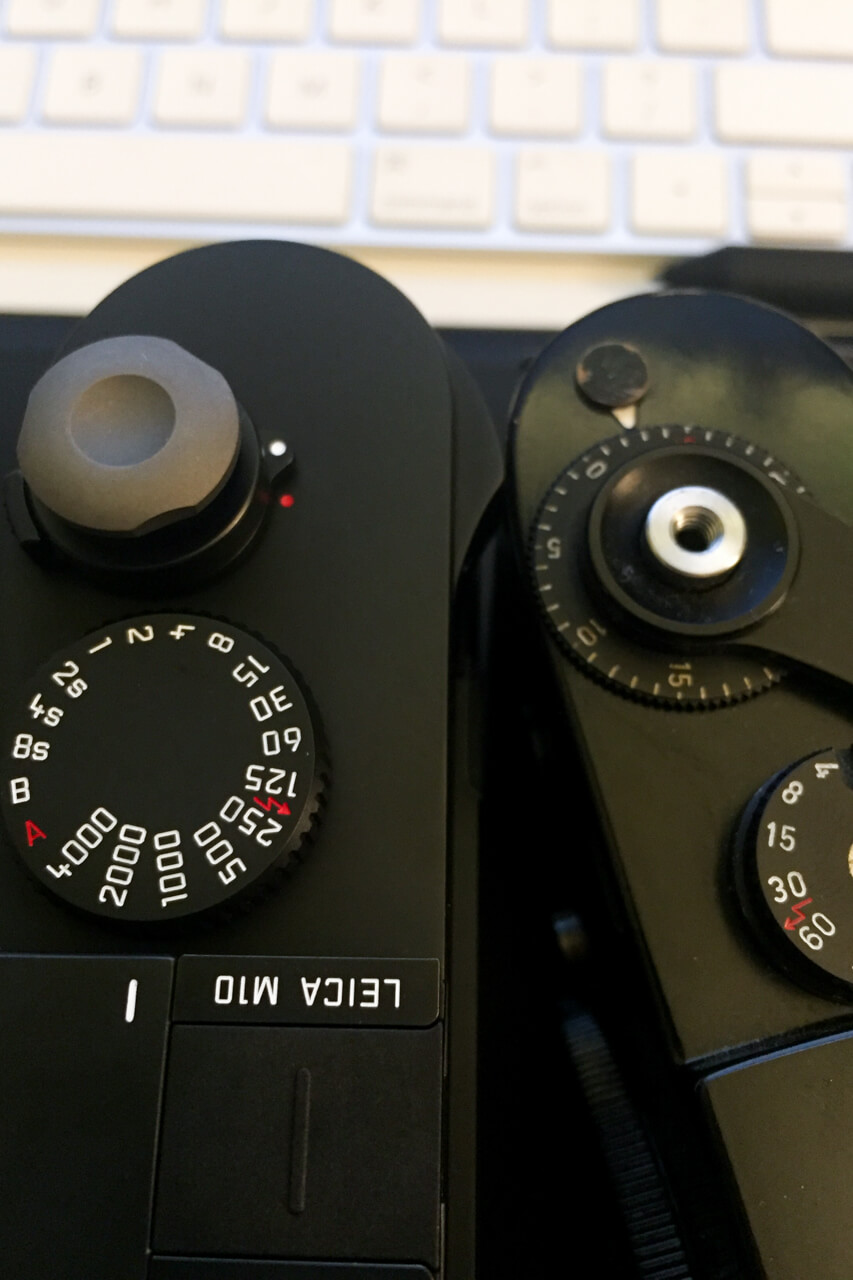 Leica-M10-details-shutter-dial-size-comparison-M2-film-leica-thickness-better-than-m9-m240-rangefinder-camera-impression-thin