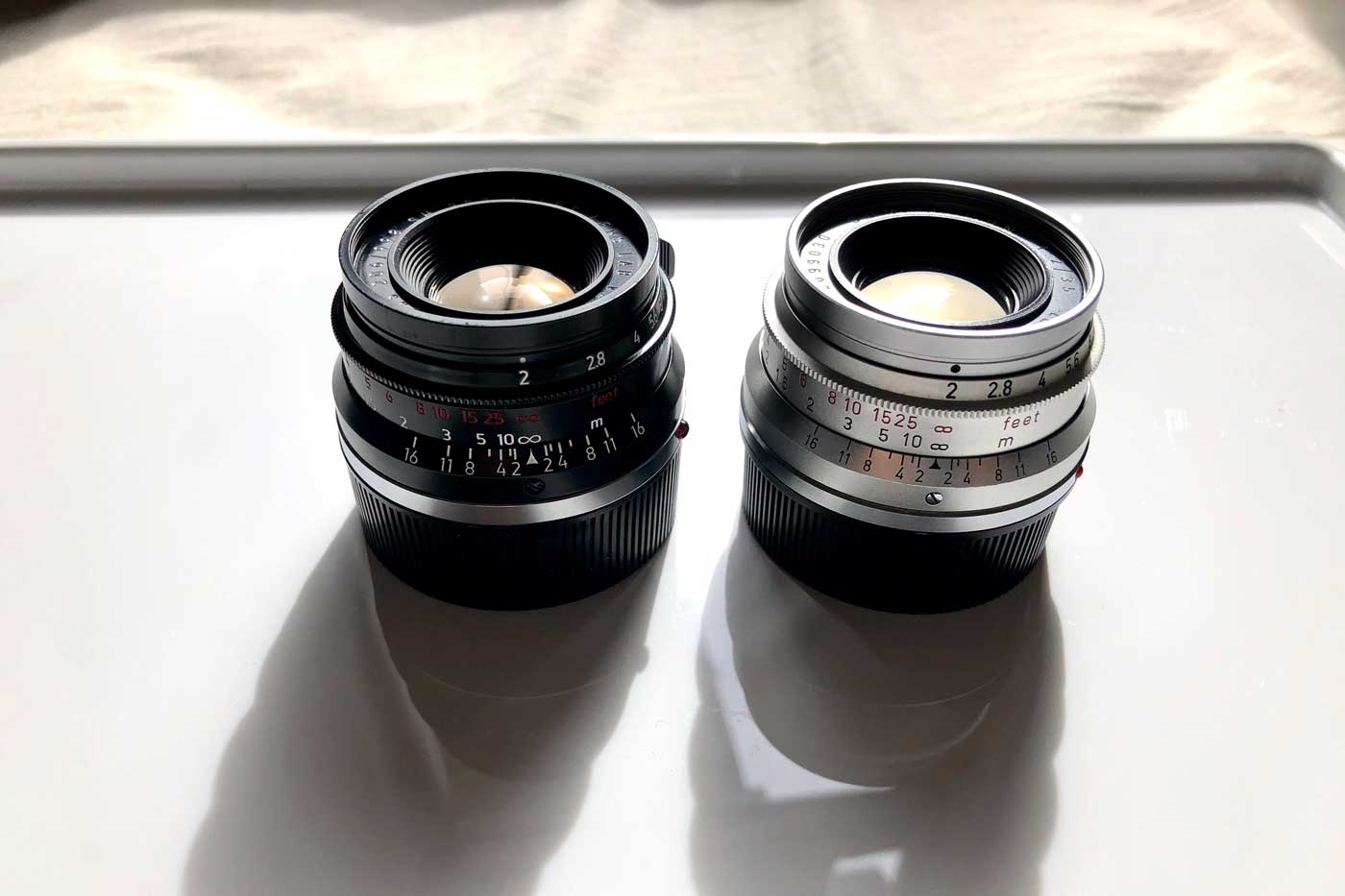 zhou-8elements-summicron-35mm-f2-v1-comparison-replica-performance-aperture-test-lens-leica-black-paint-quality