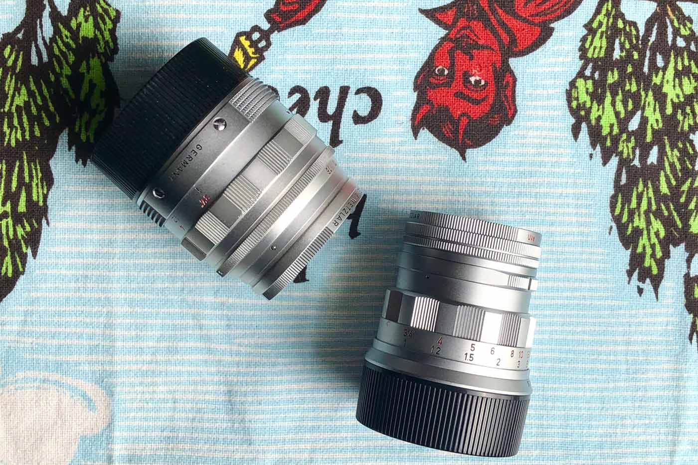 Leica-Summicron-50mm-50-f2-Rigid-Type-2-II-lens-review-compare-lens-barrle-curl-scallop-summilux-50mm-f1.4-v2-silver-chrome