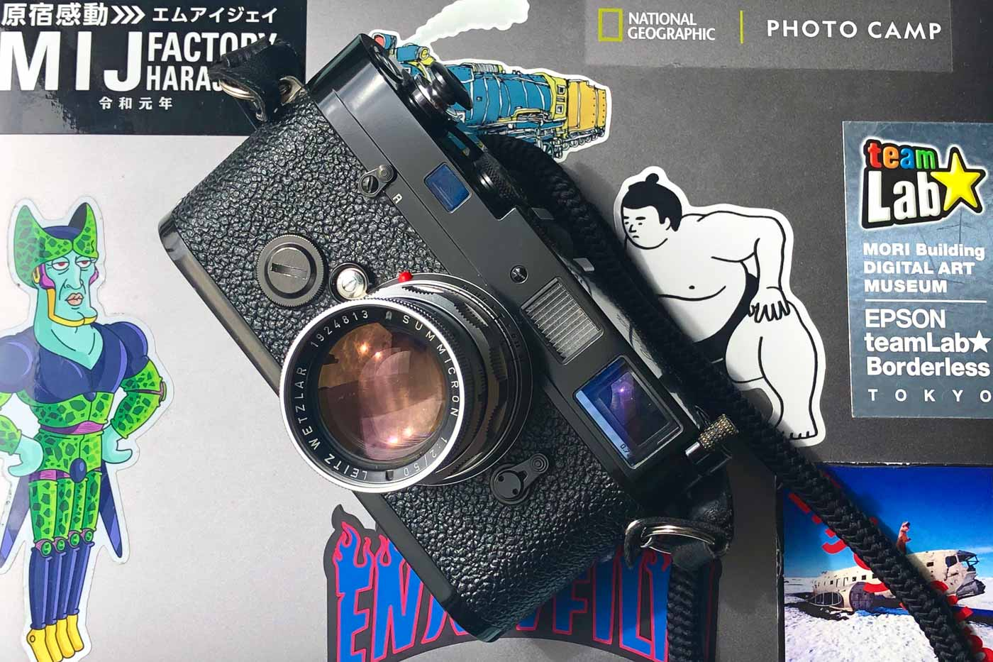 Leica-Summicron-50mm-50-f2-Rigid-Type-2-II-lens-review-font-cover-character-most-beautiful-lenses-artisan-artist-strap-MP-a-la-carte-black-paint-vulcanite-amber-coating-stickers-comparison