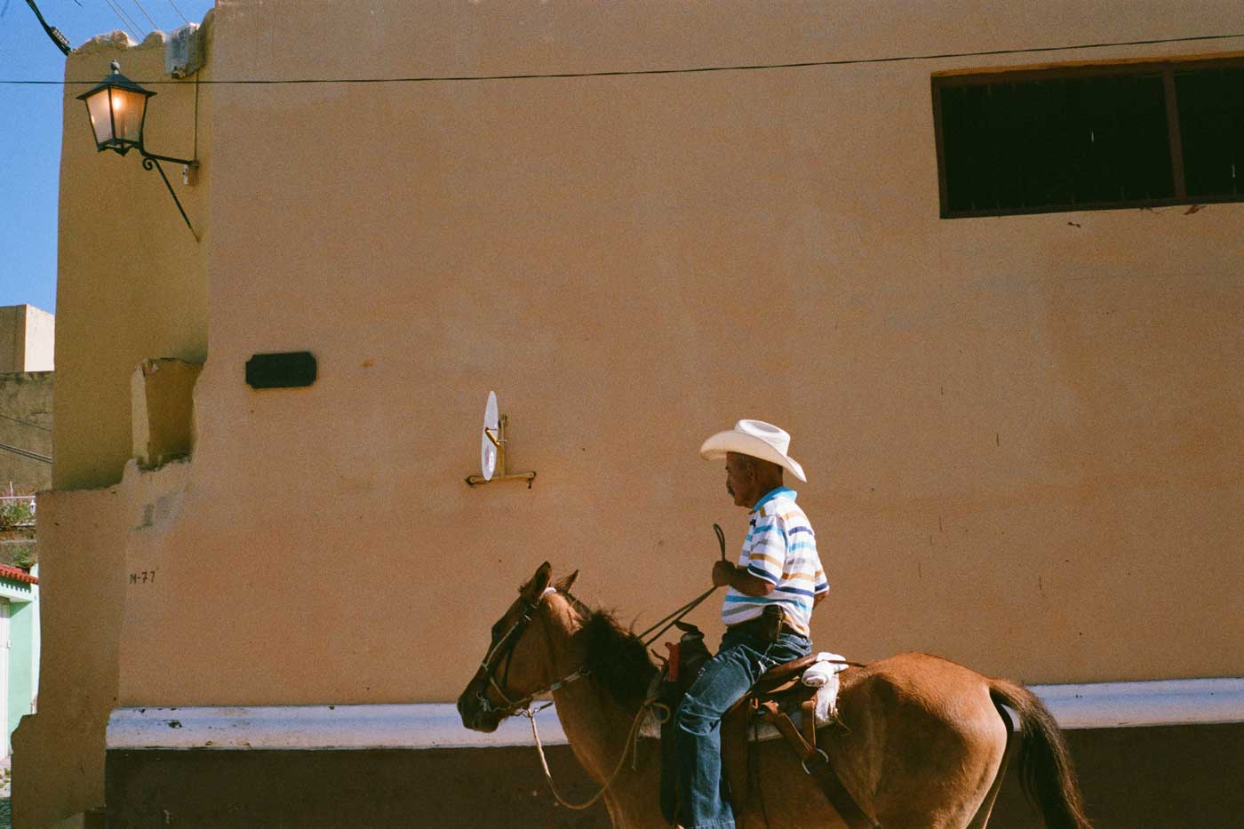 35mm-focal-length-guide-tips-beginner-documentary-story-telling-zone-focus-field-view-perspective-compression-angle-summilux-cuba-havana-film-photography-horse-riding