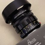 Leica-Noctilux-50mm-f1.2-1.2-asph-aspherical-reissue-v2-II-heritage-edition-limited-unbox-first-impression-lens-with-hood-vented